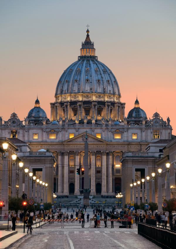 10 Best Churches in Rome