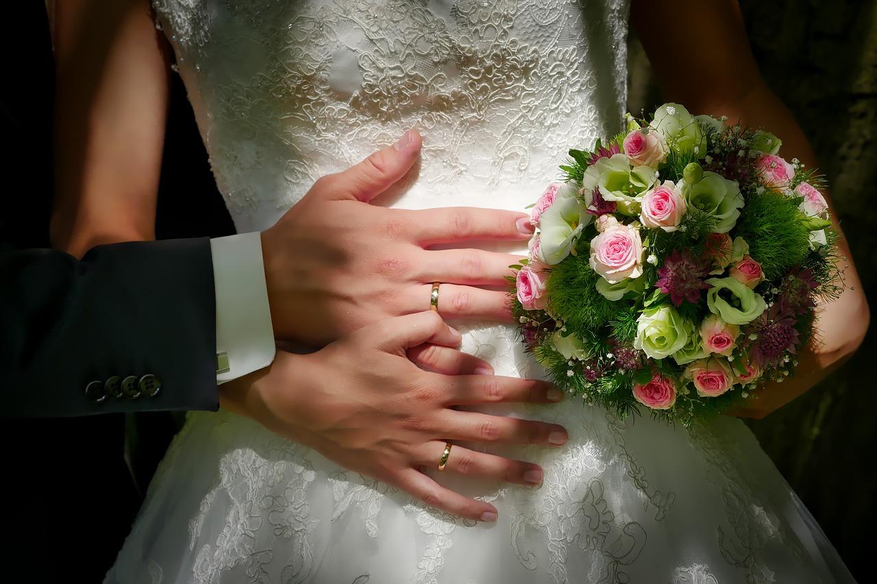 bride and groom, wedding, groom