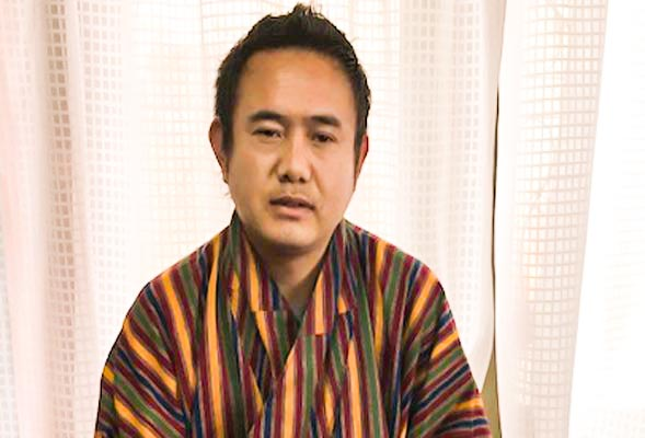 Thinley-chairman