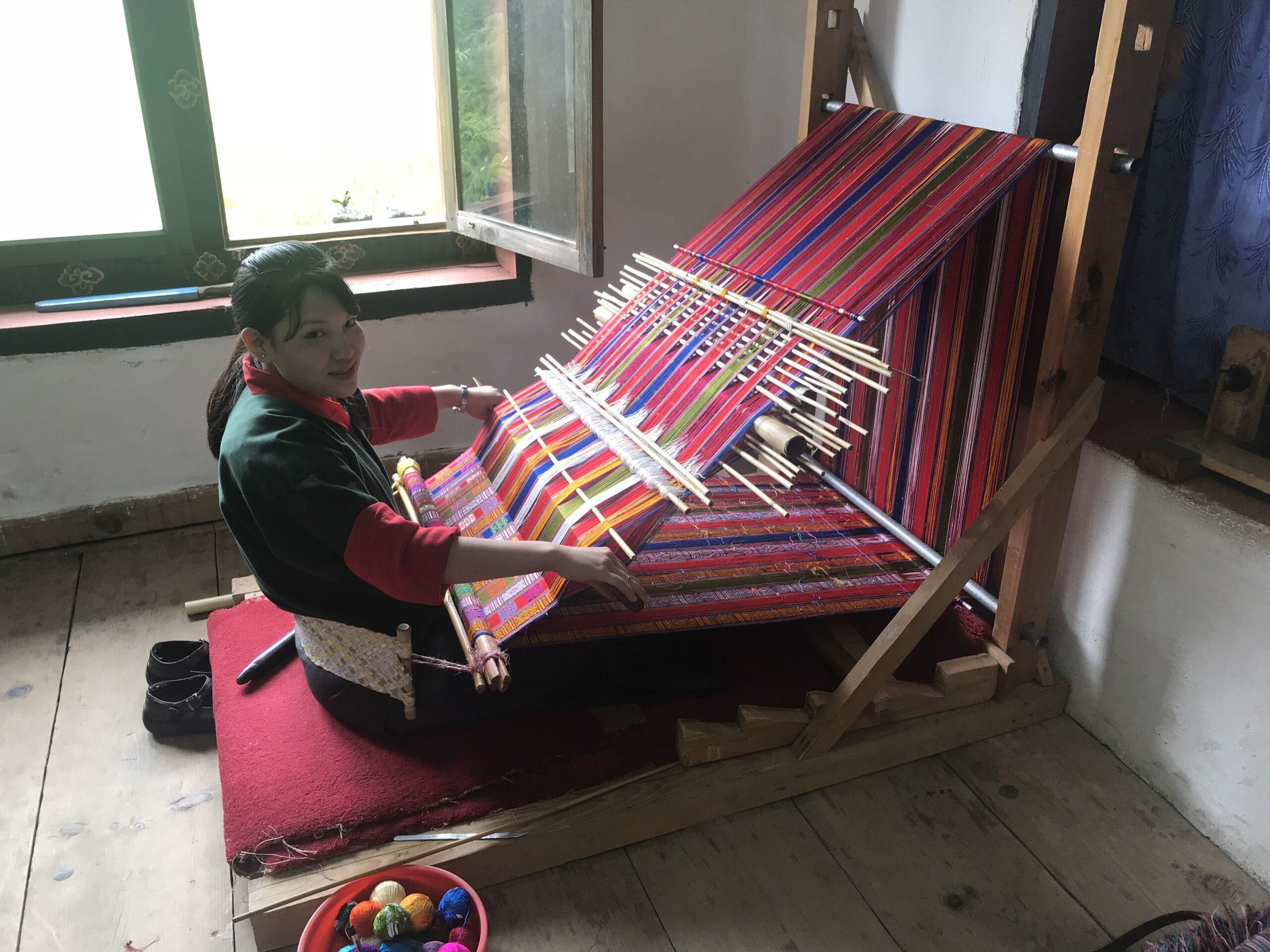 Weaving Course