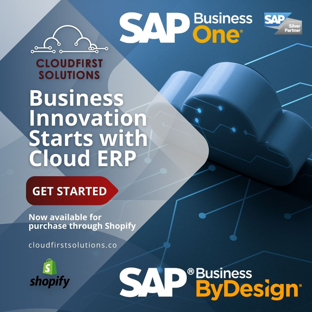 Request a demo to learn how business innovation starts with cloud ERP