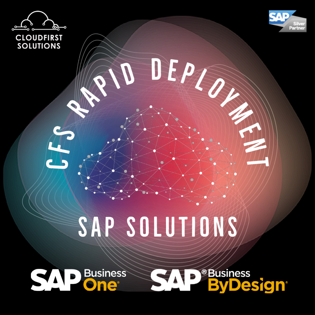Request a Demo for CFS Rapid Deployment SAP Solutions