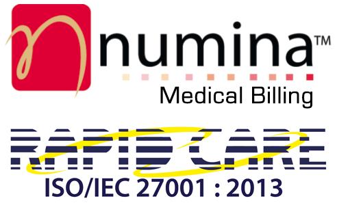 Numina Medical Billing logo