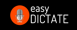 easyDICTATE logo