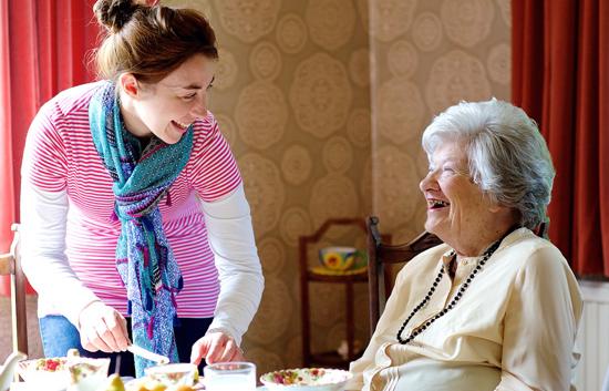 Live in care Live in care agencies Corinium Care alzheimer's home care alzheimer's care at home