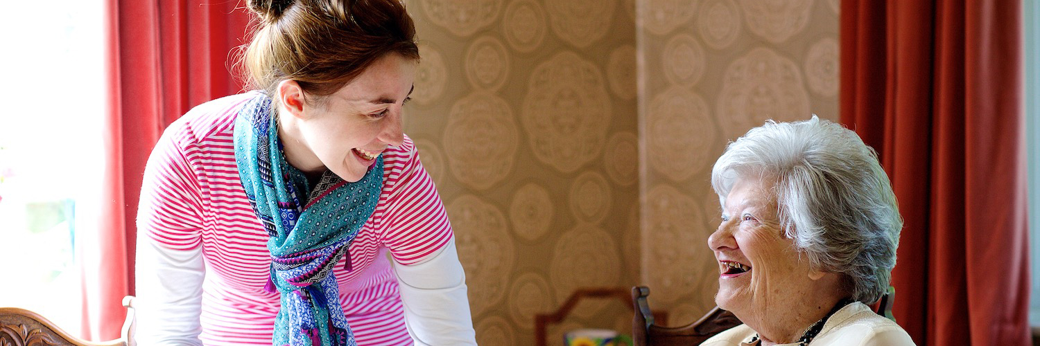 live in care at Corinium Care live-in care in northern ireland