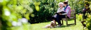 live in care at Corinium Care caregiver jobs live-in caregiver UK
