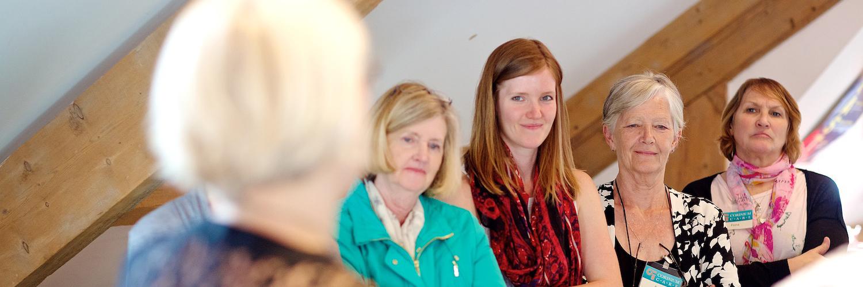 Carer training at Corinium Care