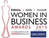 Women in business awards 2015