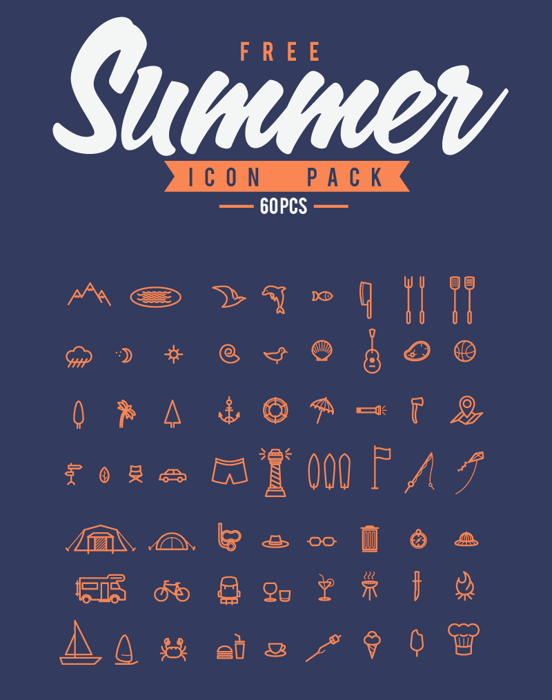 Free_Summer_Icons_Pack