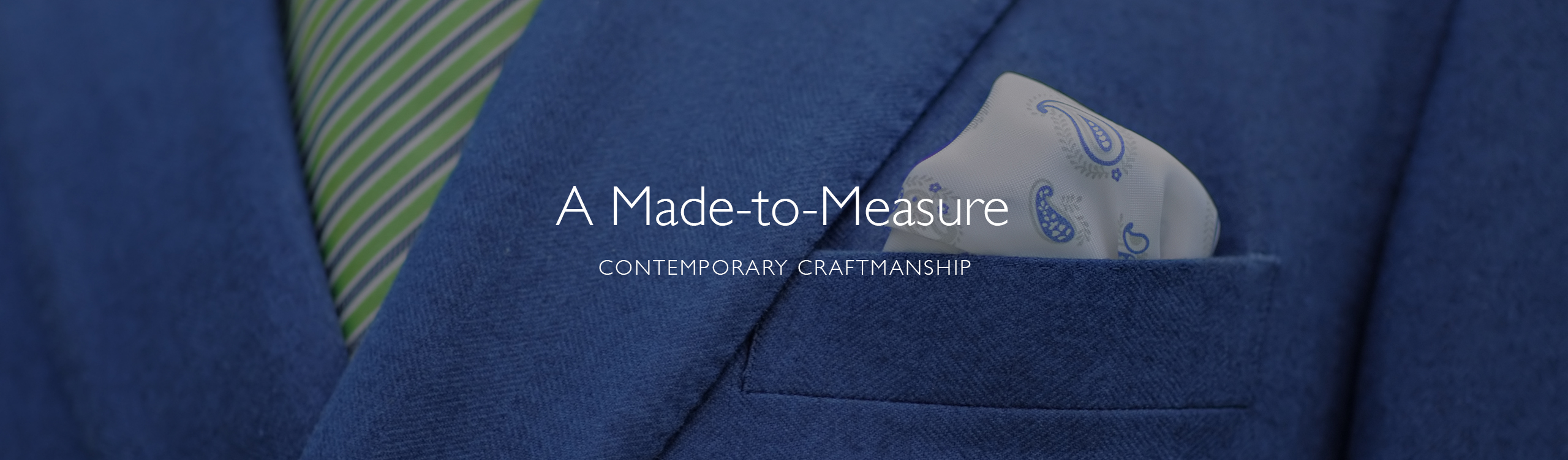 Andrew Black Made-to-Measure