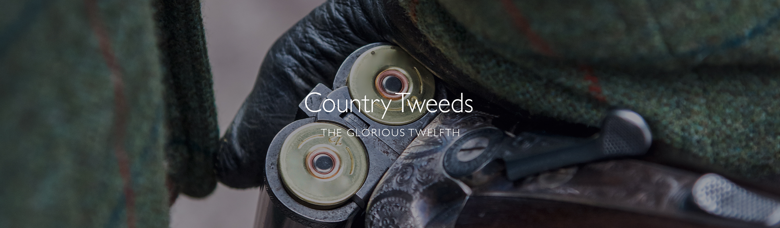 Andrew Black Country Tweeds