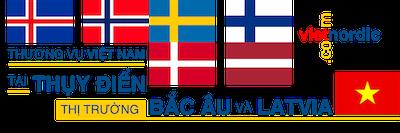 Thị trường Bắc Âu và Latvia Logo