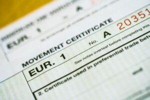 Hiệp định EVFTA: Một tháng cấp trên 7.200 bộ chứng nhận xuất xứ đi EU