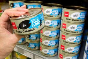 Nhập khẩu cá ngừ đóng hộp của Đan Mạch thấp nhất trong 5 năm vừa qua