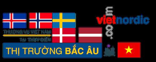 Thị trường Bắc Âu Logo