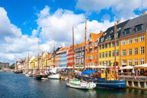 Khảo sát kinh doanh với Đan Mạch