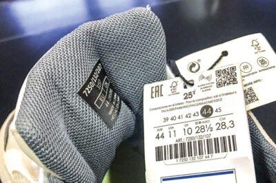 Cơ quan An toàn Đan Mạch tăng cường kiểm tra nhãn mác giày dép