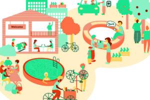 "Malmo thử nghiệm với nền kinh tế chia sẻ ""sharing economy"""