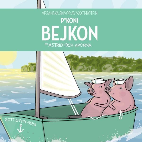 Bejkon – Rökiga skivor snabbt i stekpannan