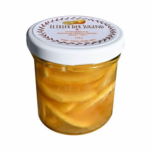 Honig Ingwer Zitron