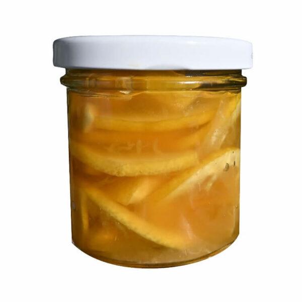 Honig Ingwer Zitron Getrank