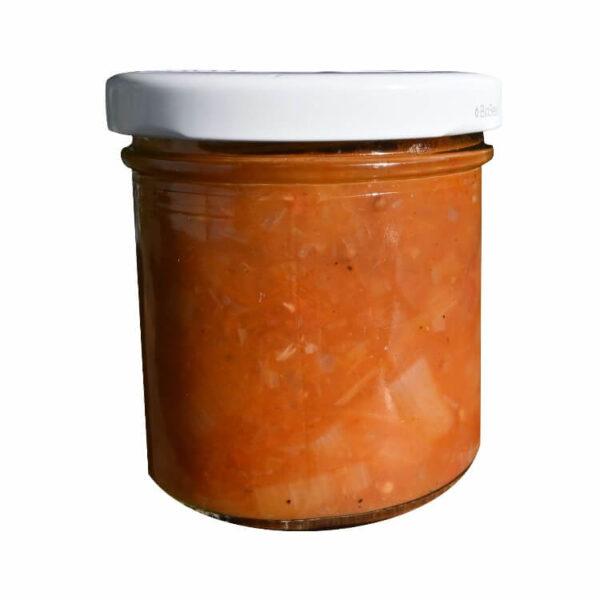 Tomaten Chutney Hausgemacht