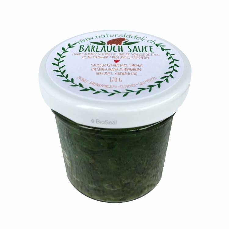 Bärlauch Sauce
