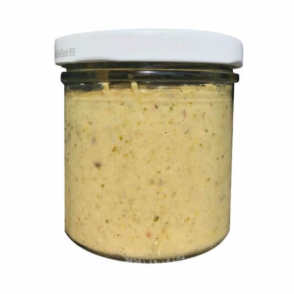 Brokkoli-Auberginen Pesto