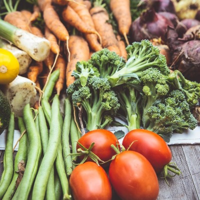 Gemüse Brotaufstrich