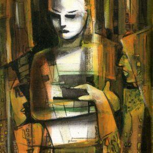 Figurative on canvas