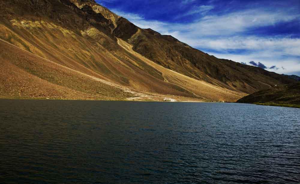 Photograph of lake