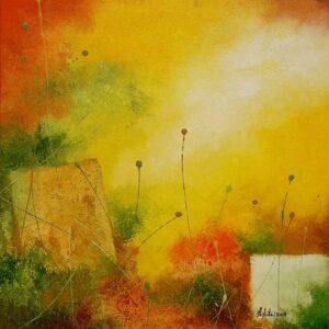 Painting on Season
