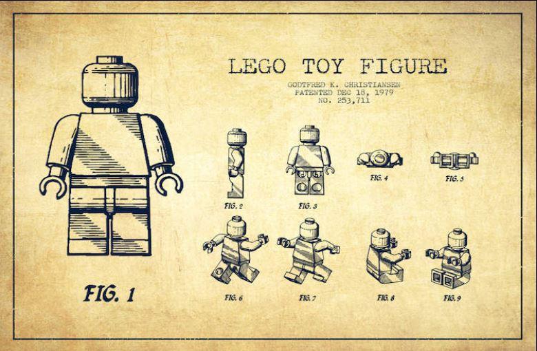ليجو : من صناعة الكراسي إلى الروبوت