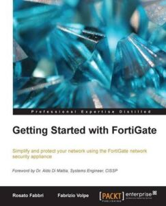 Book Cover: Getting Started with FortiGate