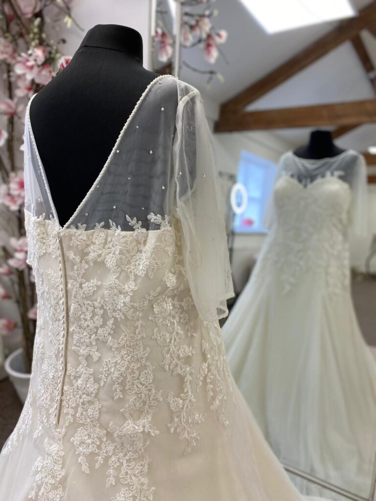 Angel Wedding Dress