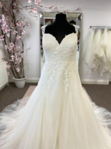 LouLou WEdding Dress