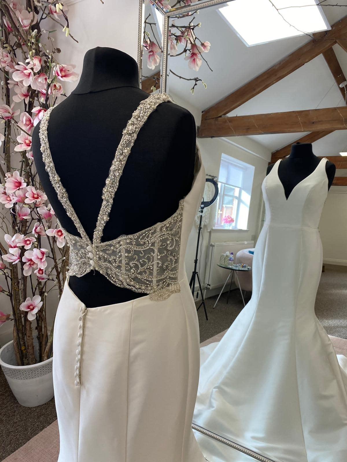 Mori Lee Wedding Dress Sample