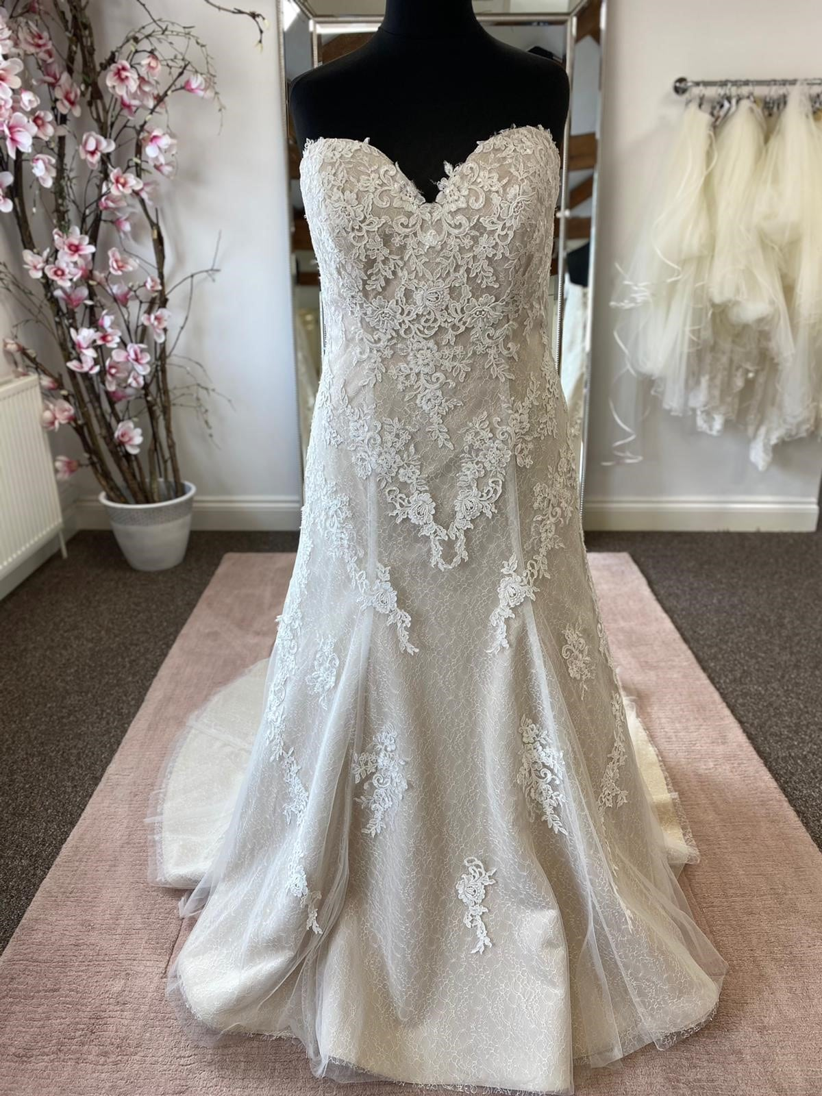 Wedding Dress Sample