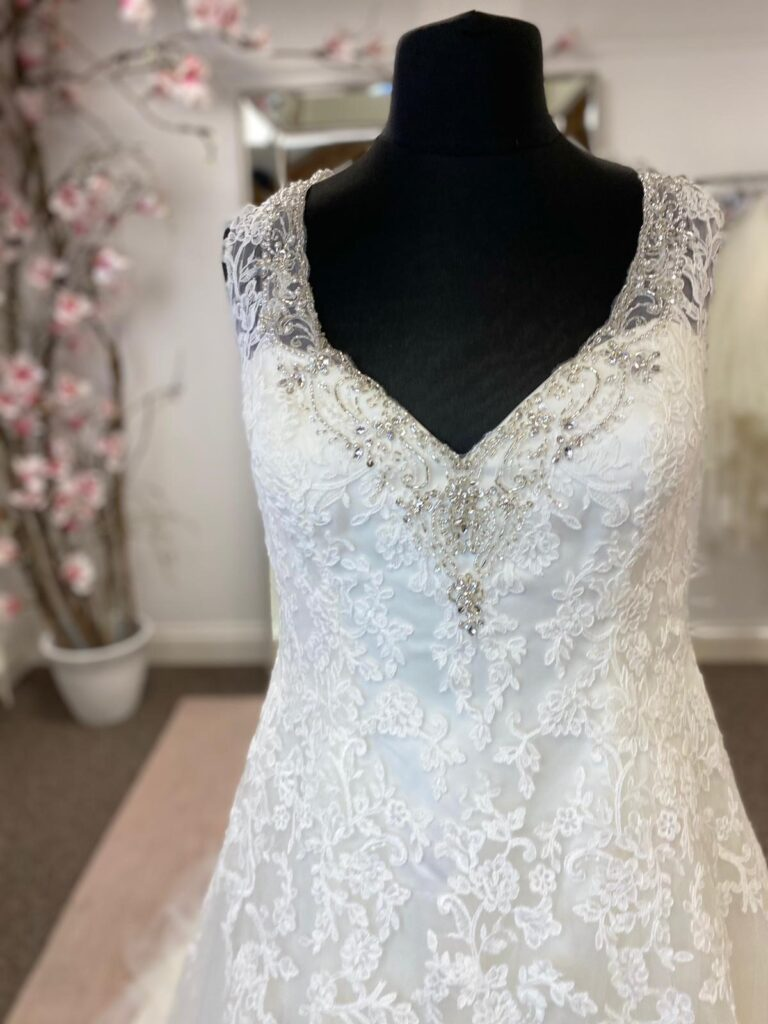 Symphony Venus Wedding Dress