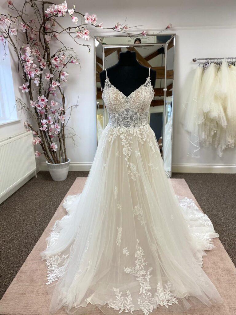 Stella York Wedding Dress