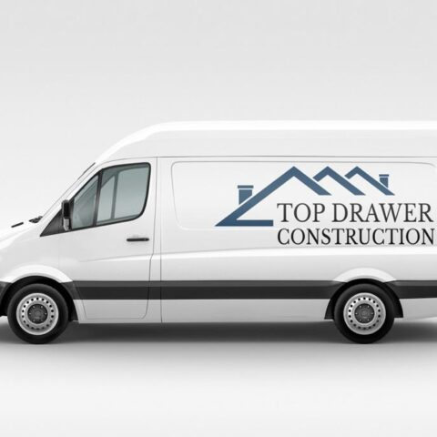 Top Drawer Construction van Woking Weybridge Surrey