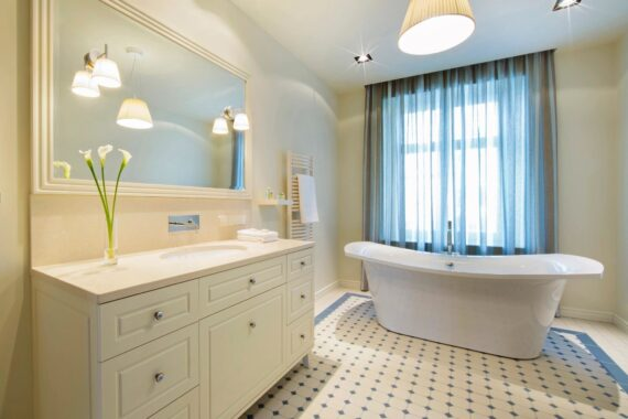 Top Drawer Construction bathroom fitting service Woking Weybridge Surrey