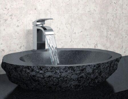 Top Drawer Construction chrome taps chrome basin and bathroom fitting service Woking Weybridge Surrey
