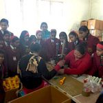 GWH school students visited a Torch Manufacturing Unit in Dehradun