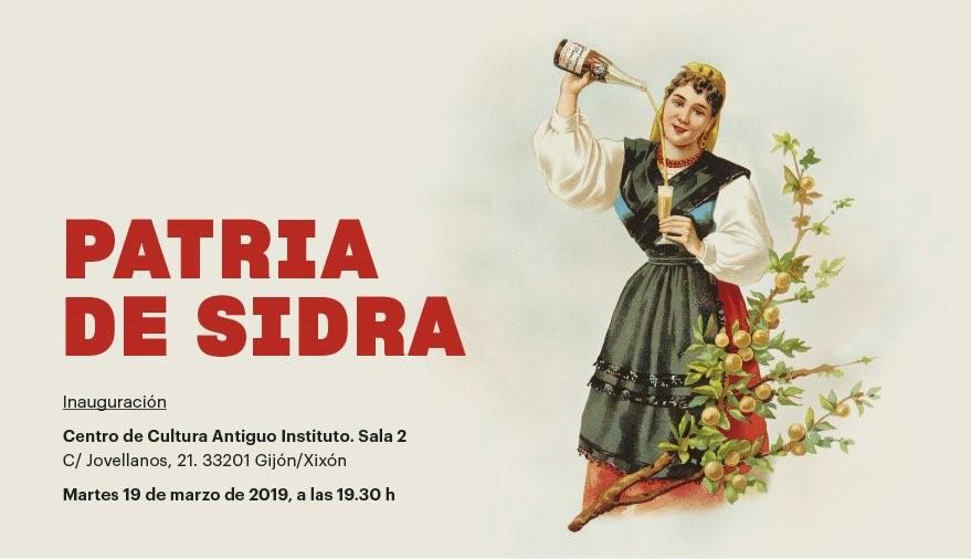Asturias, «Patria de Sidra»