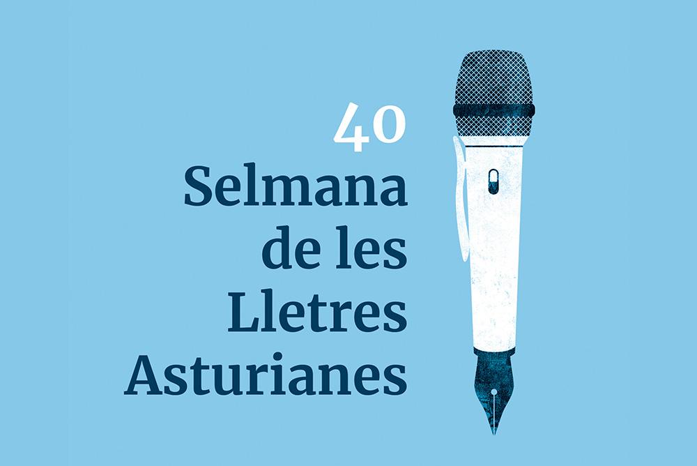 Agenda: 40 Semana de las Letras Asturianas