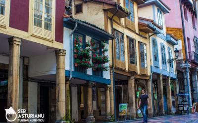Vuelven las visitas en asturiano por Avilés
