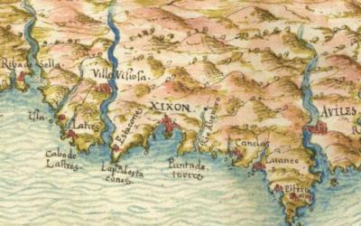 ¿Es Gigia el origen de Gijón?
