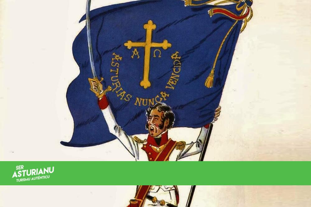 25 de mayo, ¿Día de la Bandera Asturiana?